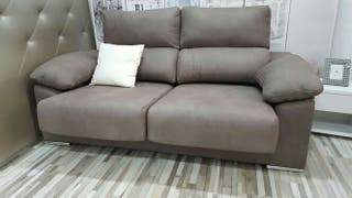 Sofá Nuevo deslizante y reclinable