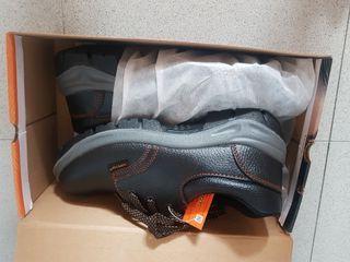 Zapatos de protección safetop