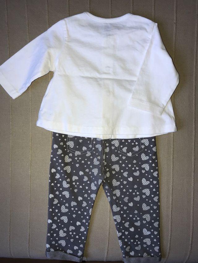Ropa bebé 3-6 meses