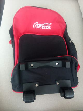 Maleta de propaganda Coca-Cola, NUEVA!!!