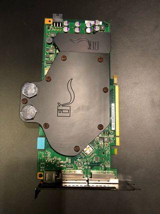 Nvidia 8800 GTS refrigeracion liquida