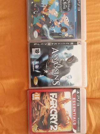 Varios Juegos PSP3