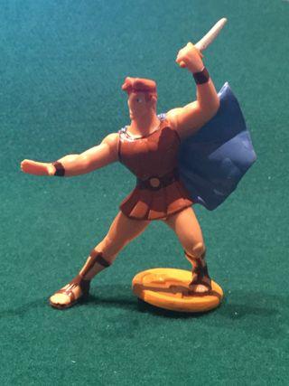 Muñeco Hércules de disney