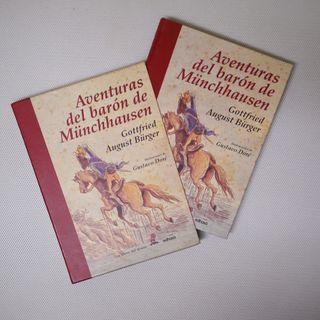 Aventuras del Baron Munchausen