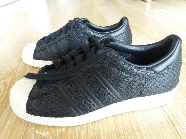 29d7001ee Zapatillas Adidas Superstar. Un solo uso. Talla 37 de segunda mano ...