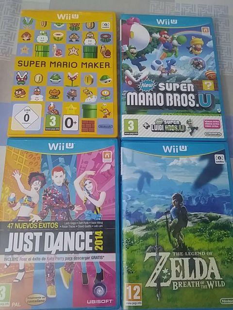 Juegos Wii U De Segunda Mano Por 13 En Ripollet En Wallapop