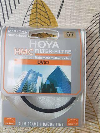 Hoya Pro1 Dig.Filtro de protección UV objeti 67 mm