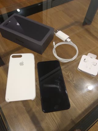 Vendo o Cambio Iphone 8 plus por iphone X