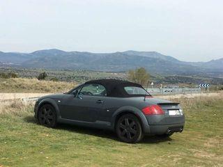 Audi TT S 225 cv quattro