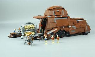 Tanque transporte Federación Star Wars