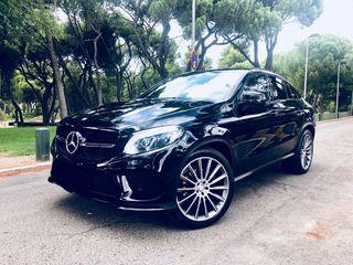 Mercedes-Benz GLE Coupé 350d 4Matic AMG 9Gtronic