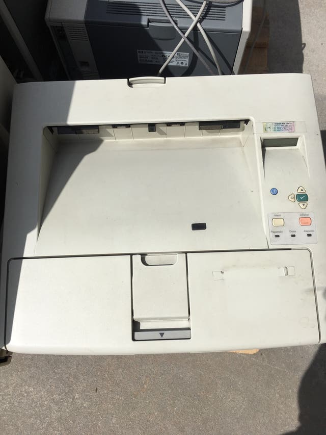 Impresoras lote de 10