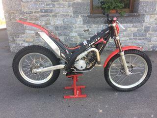 Gas Gas Txt Pro/Raga 300cc 2007