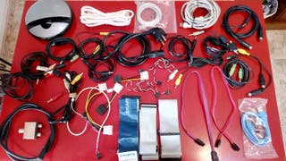 LOTE CABLES x 6 €