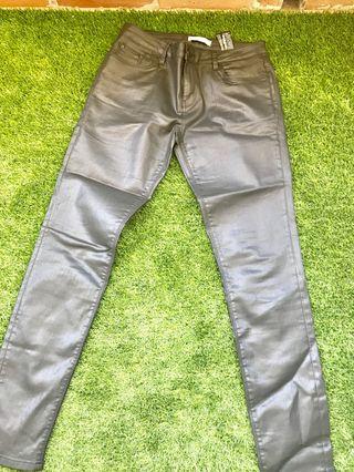 Pantalon mujer zara