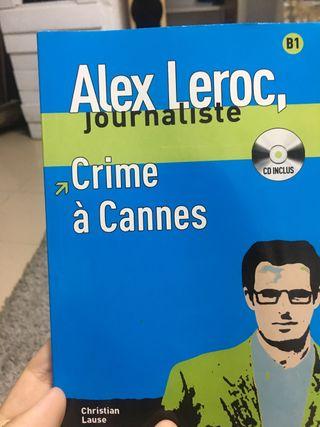 Alex leroc journaliste crime a cannes