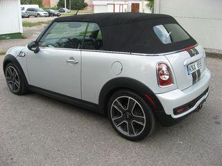 Mini Cabrio 2013