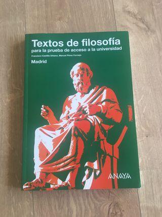Textos de filosofia