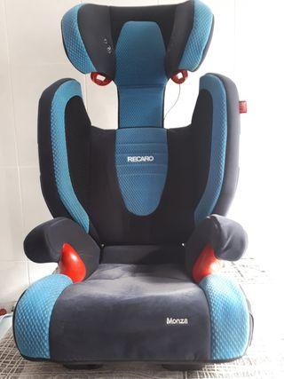 silla Recaro Monza Seatfix