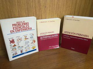 9 Libros de Enfermeria