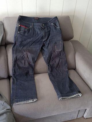Pantalón moto E-Squad