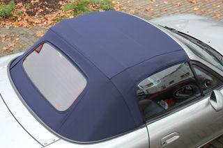 Capota con ventana de cristal Capota de Mazda Mx5
