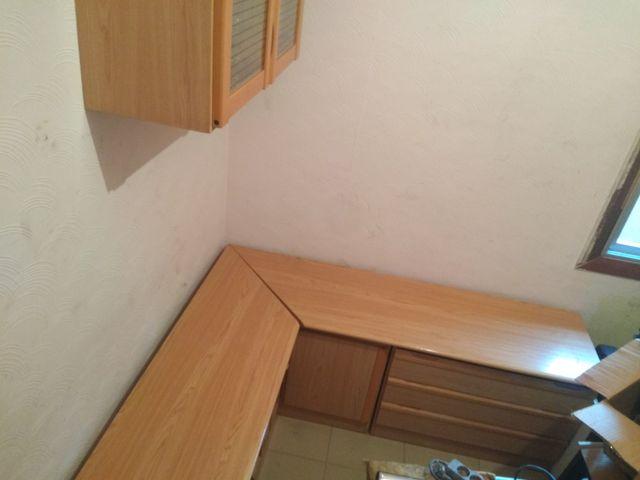 Mueble comedor esquinero con vitrina de segunda mano por 40 € en L ...