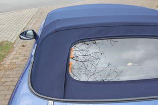 Capota de vinilo con cristal para Miata Mazda MX5