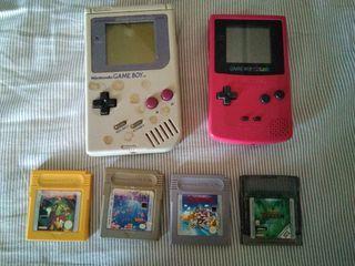 Game boy y Game boy color