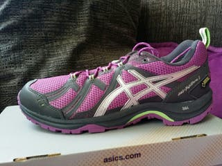 zapatillas asics trail goretex