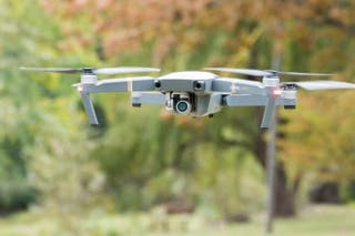 Fotografía y video con drones.