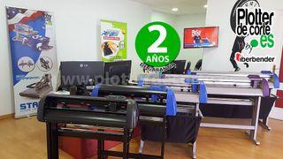 Plotter de corte para vinilos textil y rotulacion