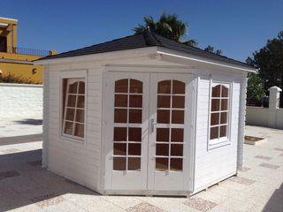 Casa prefabricada, casa de madera, Victoria B