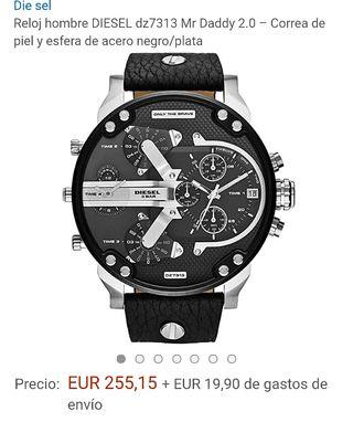 Reloj diesel dz7313