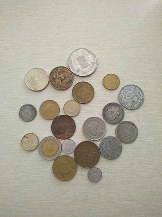 Monedas Antiguas.