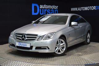 Mercedes Benz E 220 Mercedes Clase E Coupé E 220 CDI Blue Efficiency Avantg.