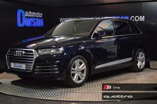 Audi SQ7 Audi Q7 4.0 TDI SQ7 quattro tiptronic