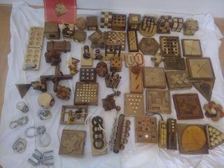 Rompecabezas, puzzles