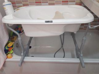 bañera cambiador IDOR BABY CAM 0m+