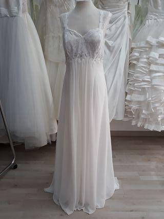 vestido para boda civil de segunda mano en wallapop