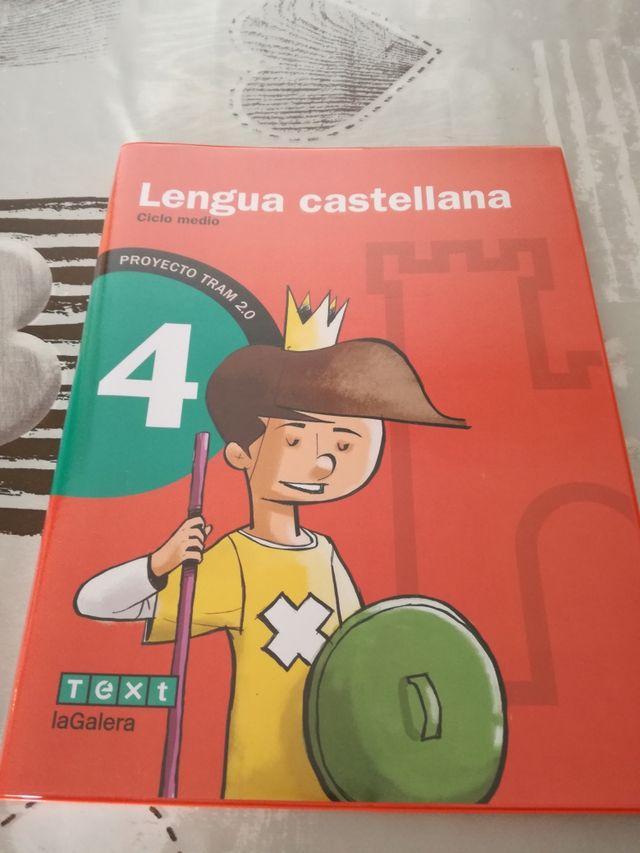 Libro de cuarto primaria nuevo de segunda mano por 20 € en ...
