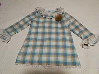Vestido Baby Yiro. T6