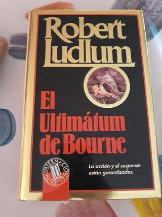 Libro El Ultimátum Bourne 1°edición
