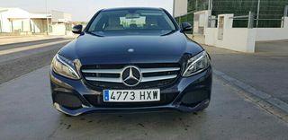 Mercedes-Benz 35000KM Clase C 220Cdi 2014
