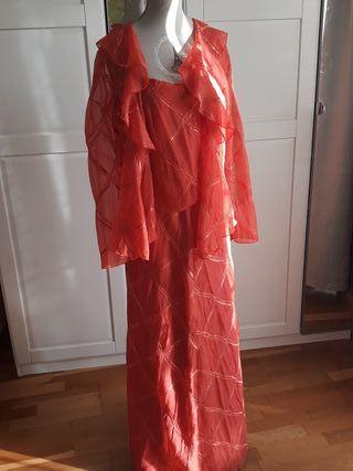 Conjunto top, falda y chaqueta Xisco Caimari
