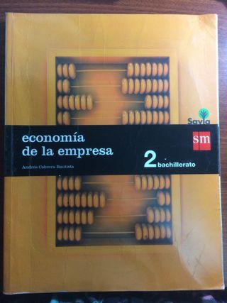 Libro 2 bachillero economía