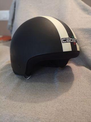 casco moto custom xs