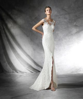 vestido de novia largos de segunda mano en las rozas de madrid en