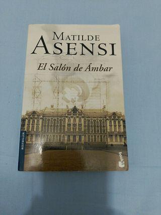 el salon de ambar , Matilde Asensi novela