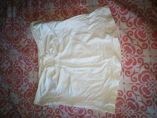 top blanco cortito